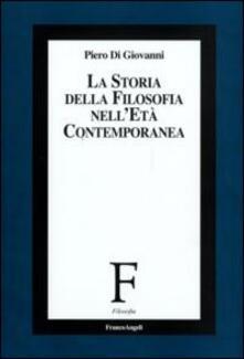 Osteriacasadimare.it La storia della filosofia nell'età contemporanea Image