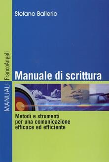 Antondemarirreguera.es Manuale di scrittura. Metodi e strumenti per una comunicazione efficace ed efficiente Image