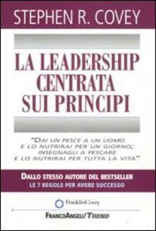 Listadelpopolo.it La leadership centrata sui principi Image