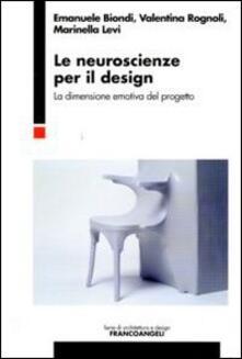 Mercatinidinataletorino.it Le neuroscienze per il design. La dimensione emotiva del progetto Image