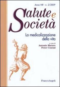 Libro La medicalizzazione della vita