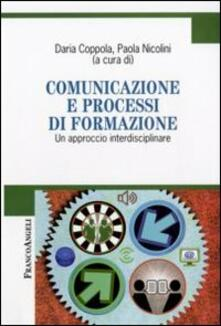 Vitalitart.it Comunicazione e processi di formazione. Un approccio interdisciplinare Image