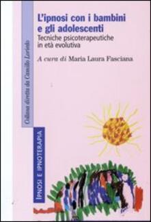 Antondemarirreguera.es L' ipnosi con i bambini e gli adolescenti. Tecniche psicoterapeutiche in età evolutiva Image