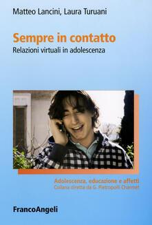 Antondemarirreguera.es Sempre in contatto. Relazioni virtuali in adolescenza Image
