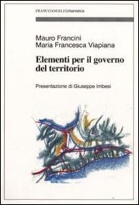 Elementi per il governo del territorio