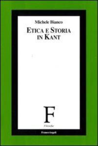 Etica e storia in Kant