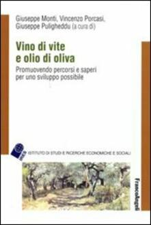 Mercatinidinataletorino.it Vino di vite e olio di oliva. Promuovendo percorsi e saperi per uno sviluppo sostenibile Image