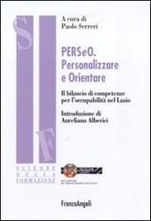 Perseo, personalizzare e orientare. Il bilancio di competenze per l'occupabilita nel Lazio