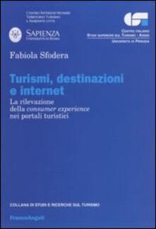Winniearcher.com Turismi, destinazioni ed internet. La rilevazione della consumer experience nei portali turistici Image
