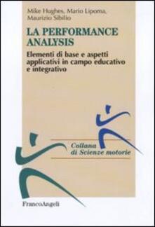 Daddyswing.es Performance analysis. Elementi di base e aspetti applicativi in campo educativo e integrativo Image