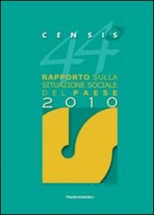 Daddyswing.es 44° rapporto sulla situazione sociale del paese 2010 Image