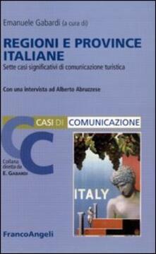 Osteriacasadimare.it Regioni e province italiane. Sette casi significativi di comunicazione turistica Image