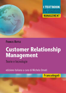 Daddyswing.es Customer relationship management. Teorie e tecnologie Image