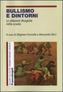 Antondemarirreguera.es Bullismo e dintorni. Le relazioni disagiate nella scuola Image