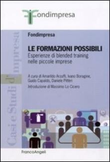 Lpgcsostenible.es Le formazioni possibili. Esperienze di blended training nelle piccole imprese Image
