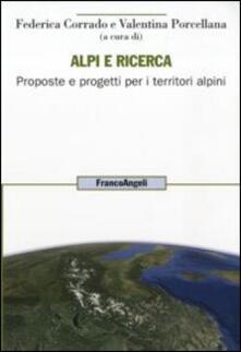 Ipabsantonioabatetrino.it Alpi e ricerca. Proposte e progetti per i territori alpini Image