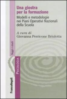 Una giostra per la formazione. Modelli e metodologie nei Piani Operativi Nazionali della Scuola.pdf