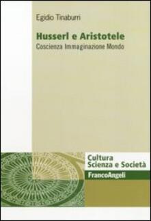 Librisulladiversita.it Husserl e Aristotele. Coscienza immaginazione mondo Image
