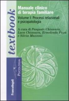 Filippodegasperi.it Manuale clinico di terapia familiare. Vol. 1: Processi relazionali e psicopatologia. Image