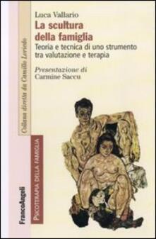 Osteriamondodoroverona.it La scultura della famiglia. Teoria e tecnica di uno strumento tra valutazione e terapia Image