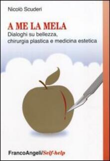 Recuperandoiltempo.it A me la mela. Dialoghi sulla bellezza, la chirurgia plastica e medicina estetica Image