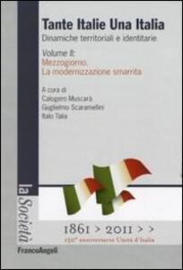 Tante Italie una Italia. Dinamiche territoriali e identitarie. Vol. 2: Mezzogiorno. La modernizzazione smarrita.