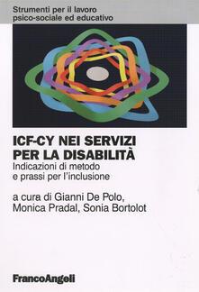 Antondemarirreguera.es ICF-CY nei servizi per la disabilità. Indicazioni di metodo e prassi per l'inclusione Image