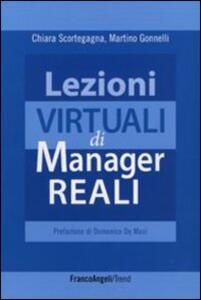 Lezioni virtuali di manager reali