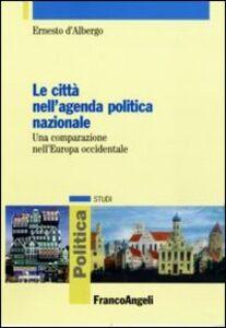 Le città nell'agenda politica nazionale. Una comparazione nell'Europa occidentale