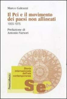 Mercatinidinataletorino.it Il PCI e il movimento dei paesi non allineati (1955-1975) Image