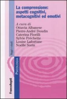 Daddyswing.es La comprensione: aspetti cognitivi, metacognitivi ed emotivi Image