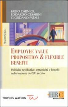 Cefalufilmfestival.it Employee value proposition & flexible benefit. Politiche retributive, attrattività e benefit nelle imprese del XXI secolo Image