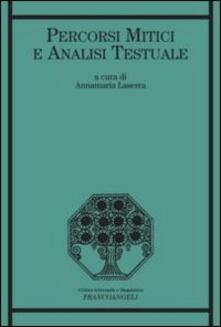 Percorsi mitici e analisi testuale - copertina