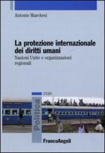 La protezione internazionale dei diritti umani. Nazioni Unite e organizzazioni regionali
