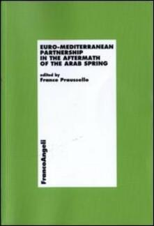 Euro-mediterranean partnership in the aftermath of the arab spring - copertina