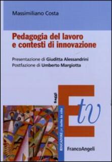 Listadelpopolo.it Pedagogia del lavoro e contesti di innovazione Image