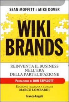 Promoartpalermo.it Wiki brands. Reinventa il business nell'era della partecipazione Image