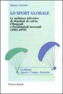Radiospeed.it Lo sport globale. Le audience televisive di mondiali di calcio, Olimpiadi e Paralimpiadi invernali (2002-2010) Image