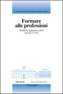 Winniearcher.com Formare alle professioni. Architetti, ingegneri, artisti (secoli XV-XIX) Image