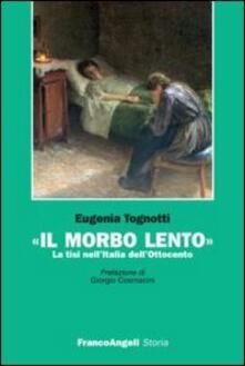 Listadelpopolo.it Il morbo lento. La tisi nell'Italia dell'Ottocento Image