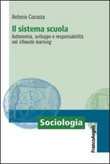 Listadelpopolo.it Il sistema scuola. Autonomia, sviluppo e responsabilità nel lifewide learning Image