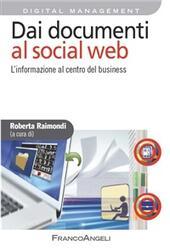 Dai documenti al social web. L'informazione al centro del business