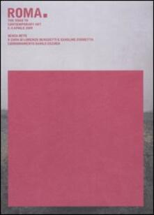 Senza rete. Catalogo della mostra (Roma, 2-5 aprile 2009) - copertina