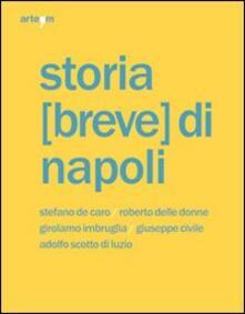 Storia (breve) di Napoli - copertina