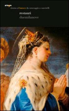 Ritorno al Barocco. Da Caravaggio a Vanvitelli. Restauri. Catalogo della mostra (Napoli, 12 dicembre 2009-11 aprile 2010) - copertina