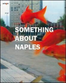 Something about Naples. Catalogo della mostra (Napoli, 3-24 maggio 2010). Ediz. italiana e inglese - copertina