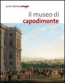 Il museo di Capodimonte di Napoli - copertina