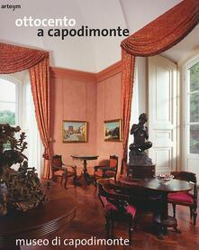 Ottocento a Capodimonte - copertina