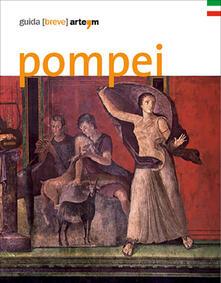 Pompei. Guida (breve) - copertina