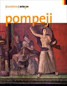 Pompeji. Kurzführer - copertina